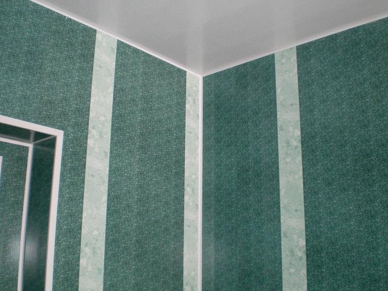 отделка стен ремонт ванной