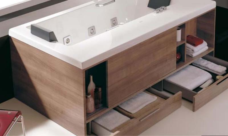 секреты для маленькой ванной