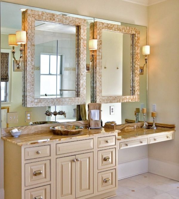 Зеркало для ванн