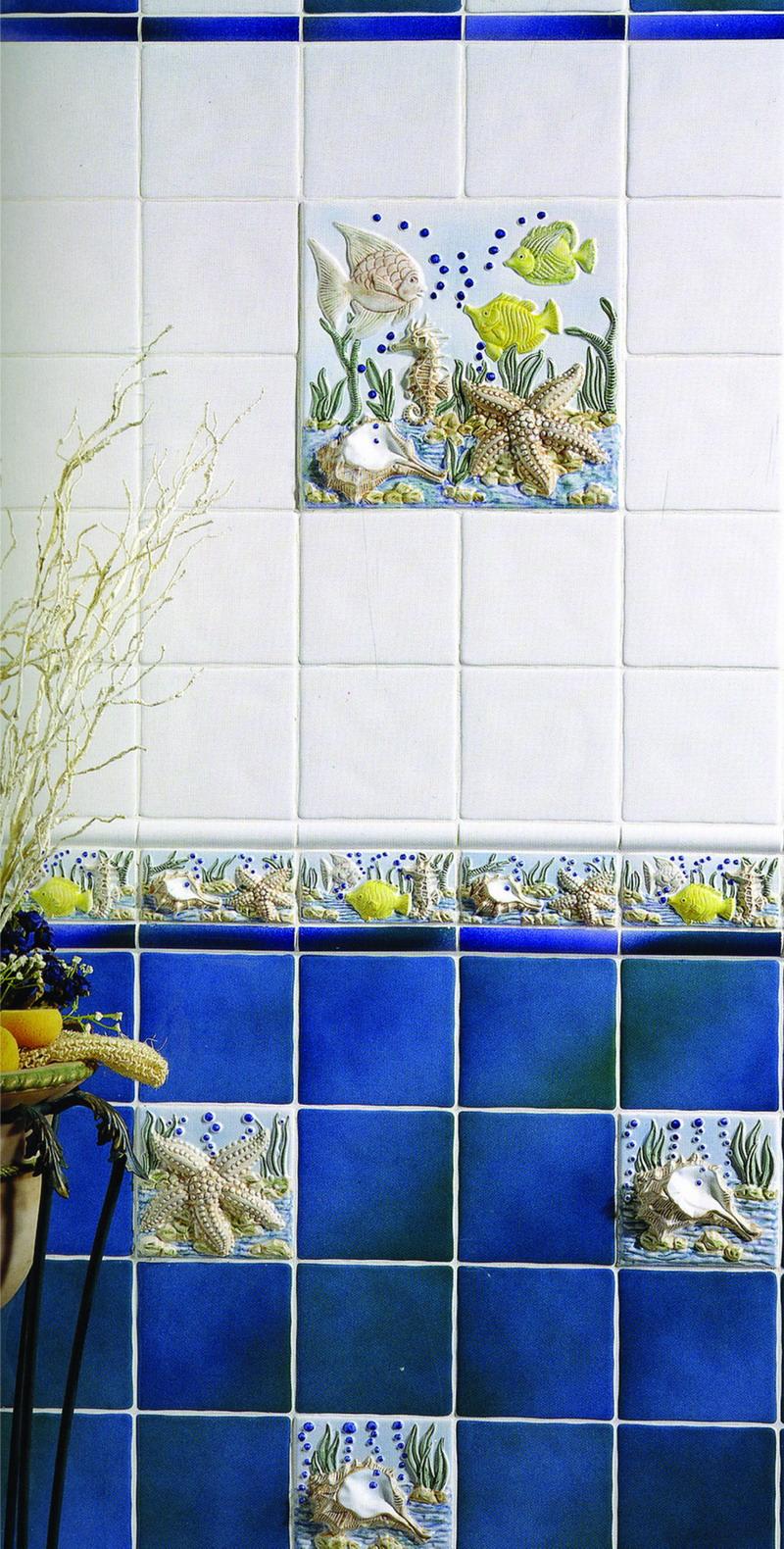 расчет кладки плитки в ванной