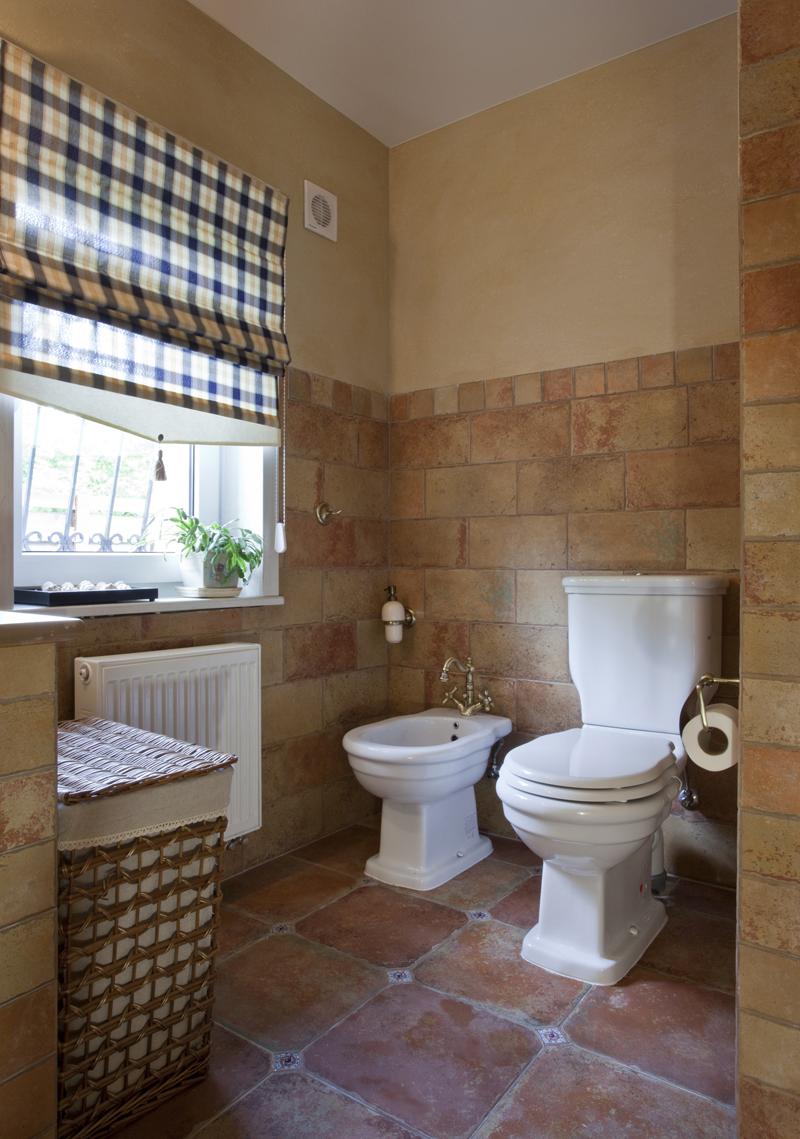 стены в ванную комнату в стиле прованс