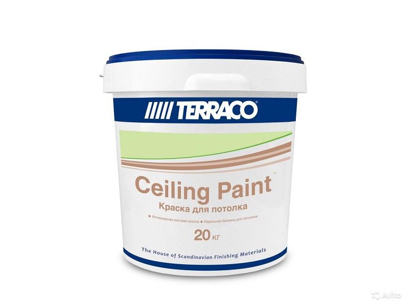 краска силиконовая для потолка
