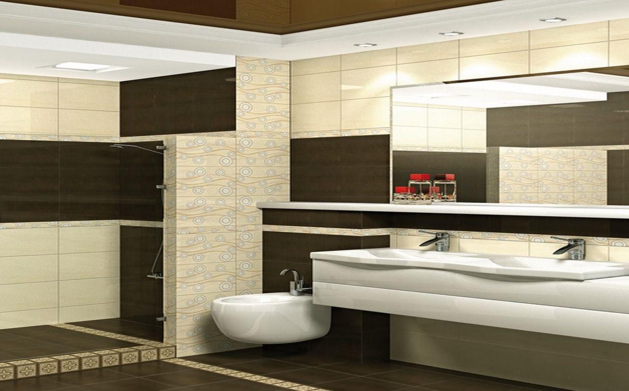 плитка стильная для ванной