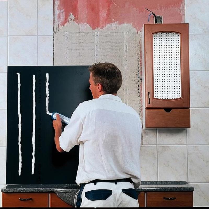 клей плиточный для крепления зеркала
