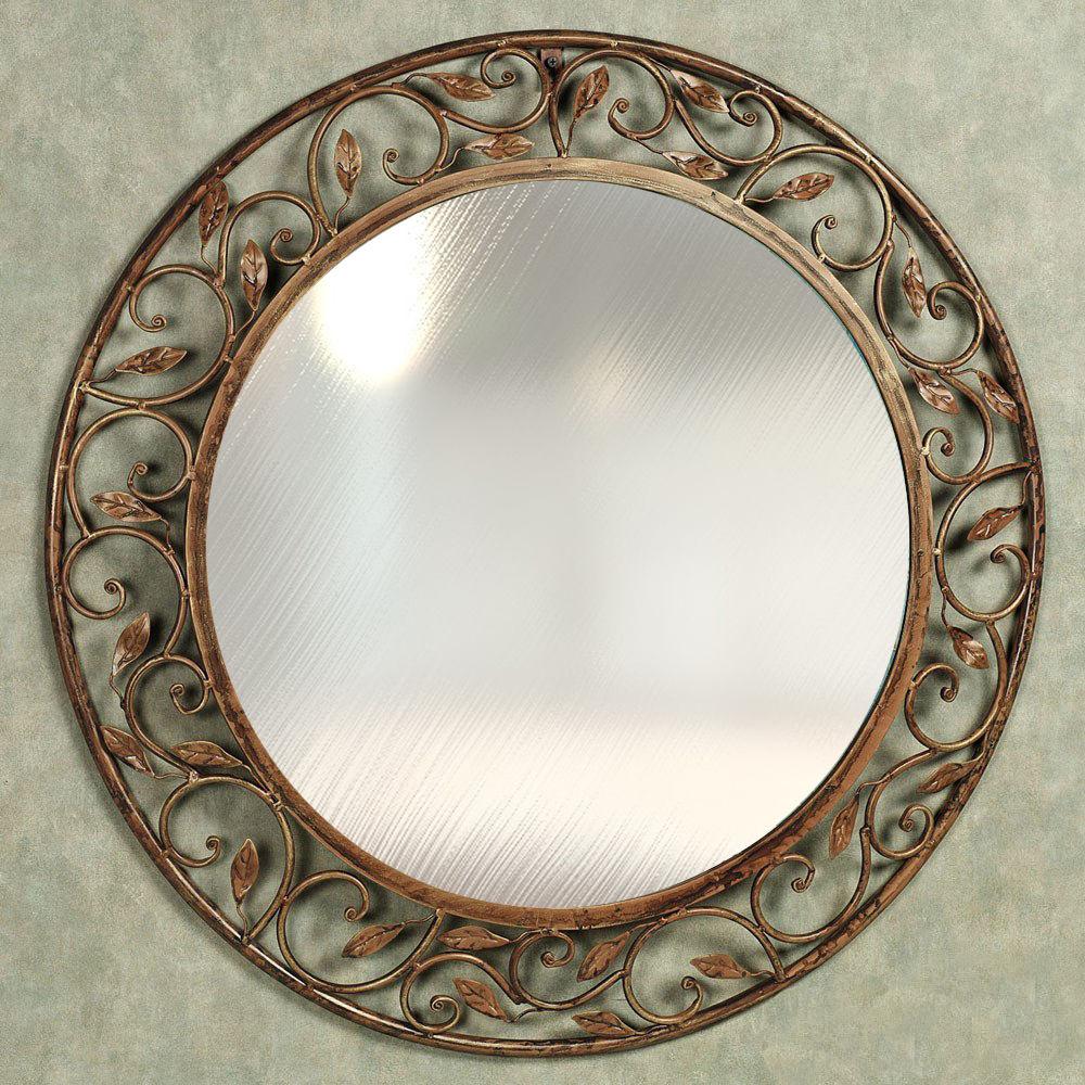 зеркало ванная в старинном стиле
