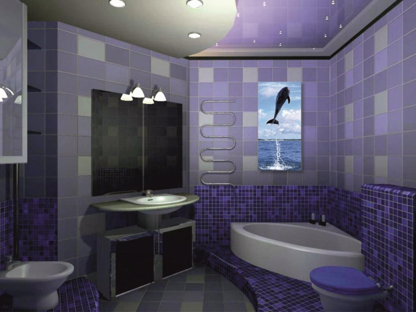ванная плитка фото