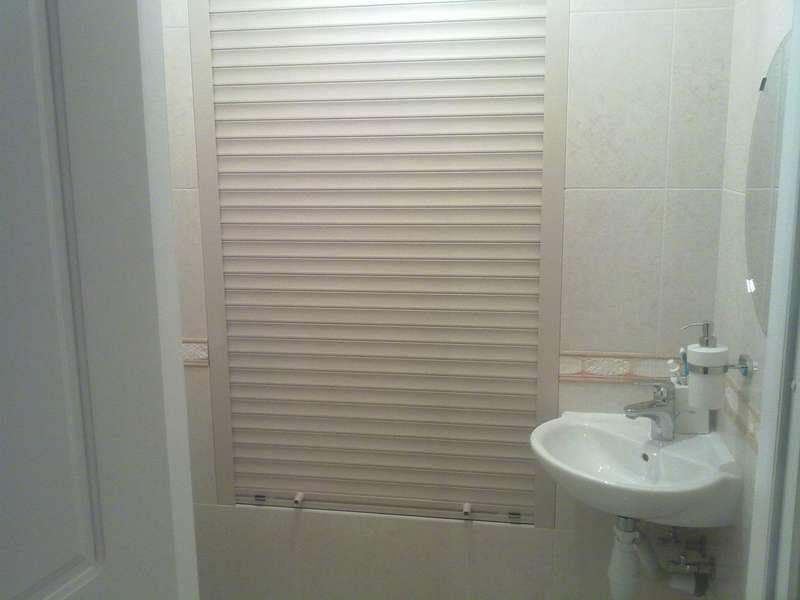 роллеты для ванной фото