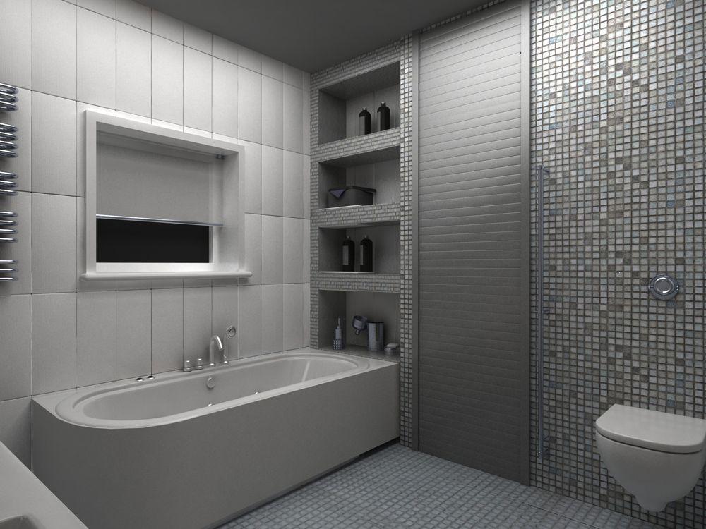 роллеты из стали для ванной