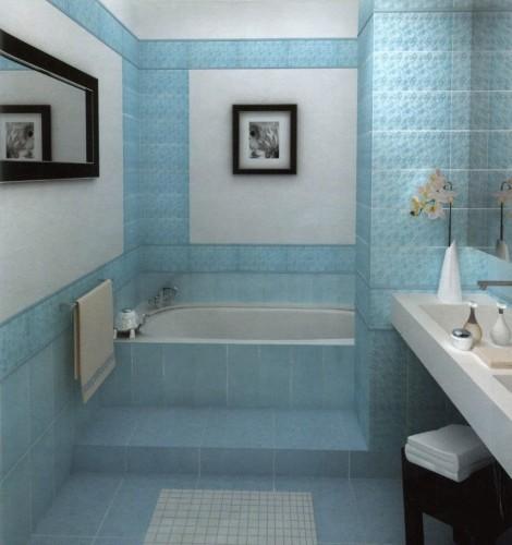 голубая ванна недорого
