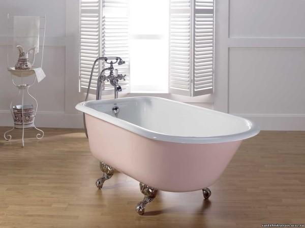 качество чугунная ванна