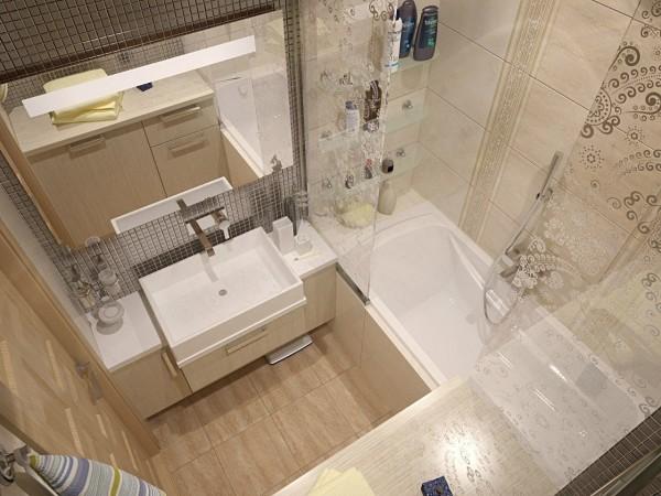 мебель маленькая ванна