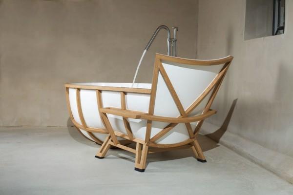 деревянный каркас для акриловой ванны