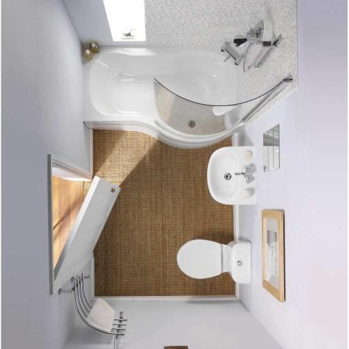 компактная ванна