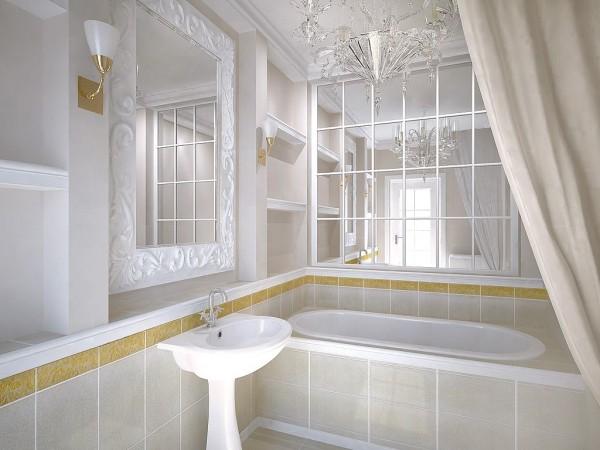 экран под ванну плитка