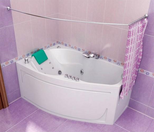 штанга-карниз для ванны