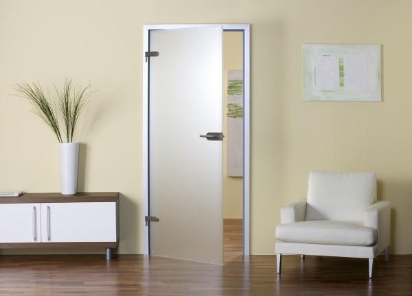 дверь стеклянная ванна