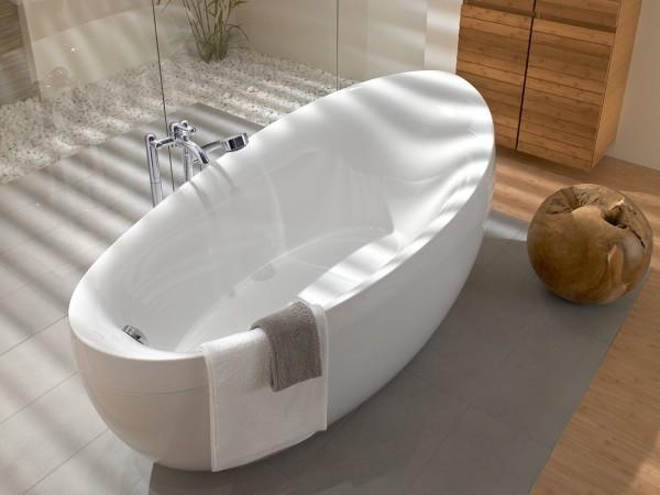 ванна белая