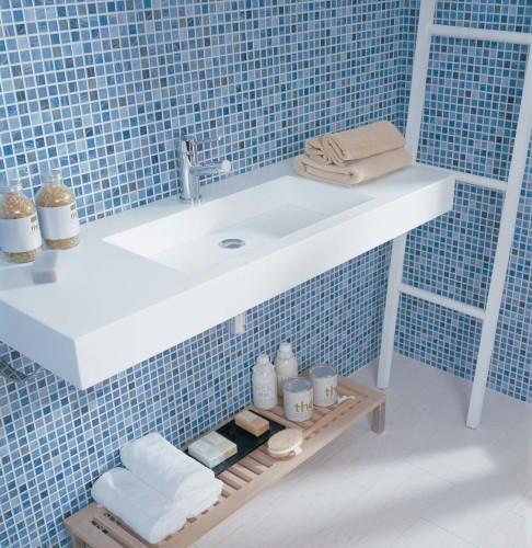 мозаика ванная комната