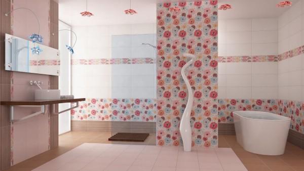ванна дизайн пластик