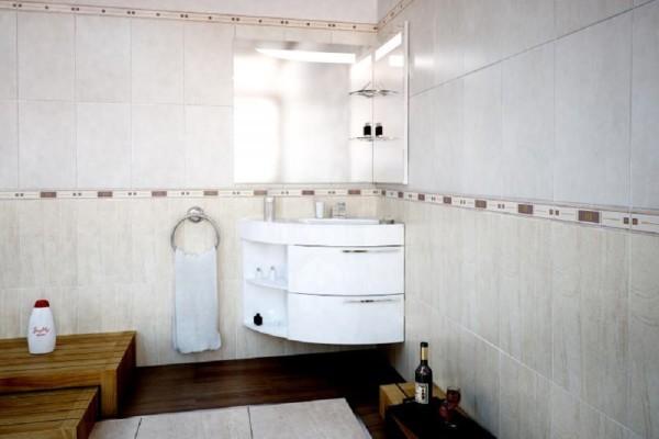 тумба угловая подвесная ванна