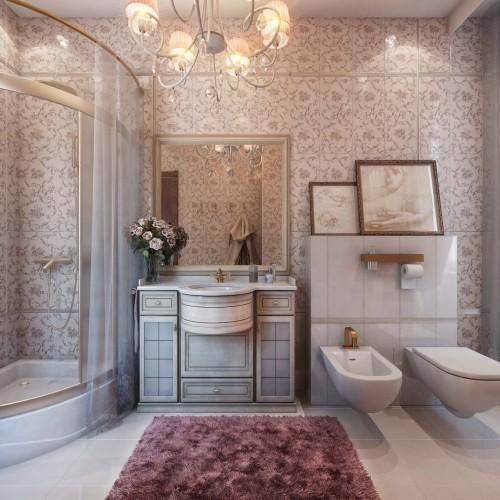ванна стиль
