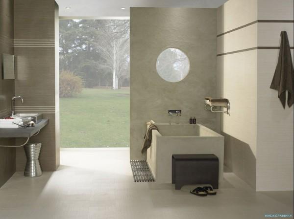 ванна матовая