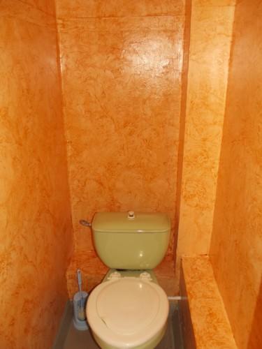 туалет штукатурка