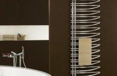 Масляный полотенцесушитель для ванной комнаты
