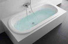 Акриловые ванны: преимущества и «подводные камни»