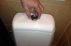 Откроем бачок унитаза с кнопкой: рекомендации сантехника