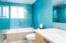 Выбор бирюзовой плитки для ванной комнаты: советы и рекомендации