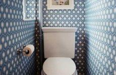 Особенности отделки туалета пластиковыми панелями