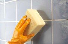 Как сделать так, чтобы плитка в ванной комнате блестела
