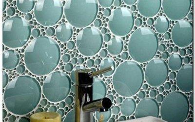 Примеры использования декоративной плитки в дизайне ванной