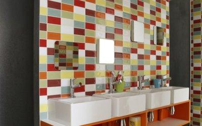 Лучшие идеи для дизайна плитки в ванной комнате