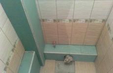 Короб в туалете своими руками: эффективный способ скрыть трубы