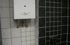 Газовая колонка в ванной: плюсы и минусы