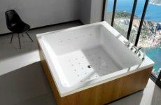 Акриловая ванна маленьких размеров: выбираем удобную сантехнику