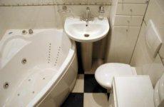 Выгодные решения для создания дизайна маленькой ванной комнаты