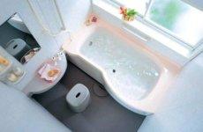 Как обустроить маленькую ванную комнату без унитаза?