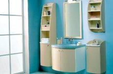 Мебель из пластика для ванной комнаты