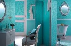Виды отделки стен в ванной комнате