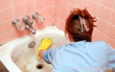 Секреты идеальной уборки: удаляем известковый налет