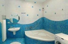 Пластиковые панели в ванной: практично и экономно