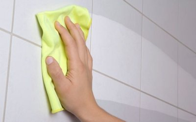 С помощью чего можно отмыть швы между кафелем в ванной комнате