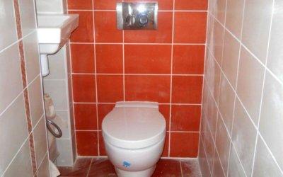 Керамическая плитка в туалете: секреты выбора и нюансы укладки материала