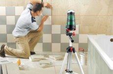 Как выполняется облицовка ванной комнаты плиткой