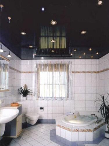 потолок ванна