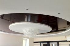 Как сделать подвесной потолок в ванной?