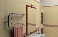Полотенцесушитель водяной из нержавеющей стали: плюсы и минусы